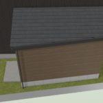 【なーんだそうだったのか】台形屋根の作り方(3Dマイホームデザイナーの使い方)