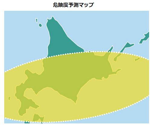 北海道安平町で震度6強  この地震は予知されていました