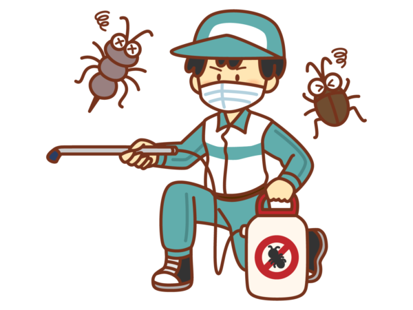 害虫対策便利屋